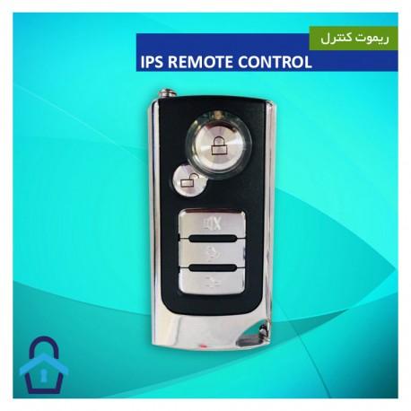 ریموت کنترل دزدگیر IPS